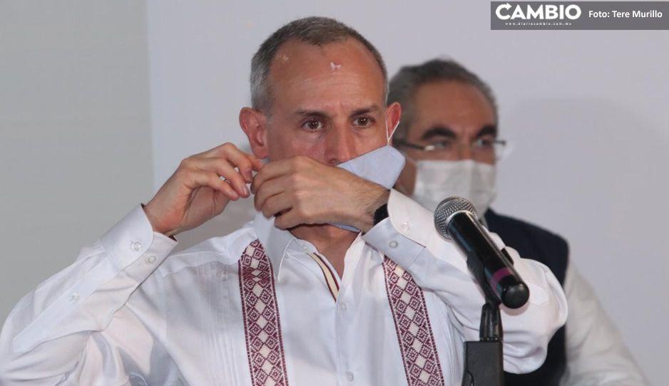 Gatell niega que se esté promocionando para la presidencia de México (VIDEO)