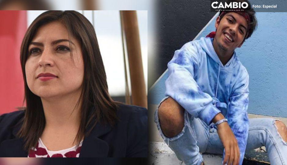 Claudia se deslinda del asesinato de Aldo Padilla y los feminicidios de la capital (VIDEO)