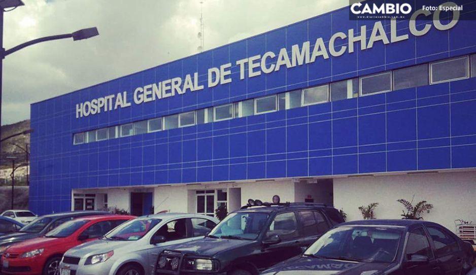 Niegan atención a paciente Covid en Hospital General de Tecamachalco