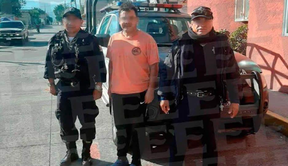 General Brigadier fue liberado en el Estado de México