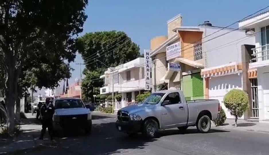 Fiscalía catea Notaría No. 3 de Tehuacán