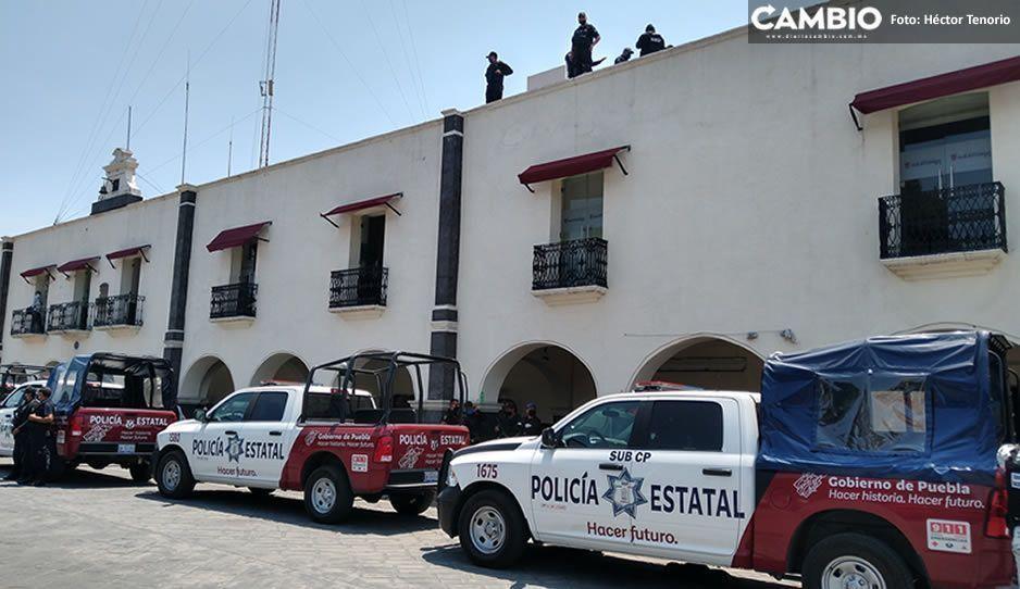 Traslado de reos por Covid provoca motín en el Cereso de Huejotzingo, retienen a custodio (VIDEO)