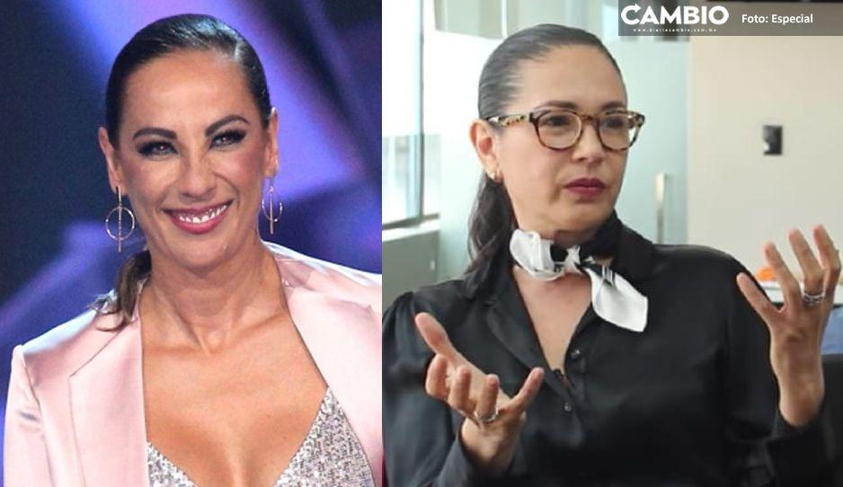 ¡Hay amor! Consuelo Duval revela relación con Yolanda Andrade
