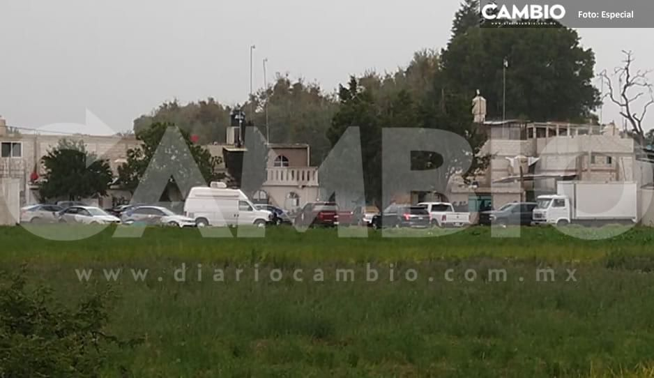 Implementan primer operativo en la zona del Loco Téllez tras su detención (VIDEO)
