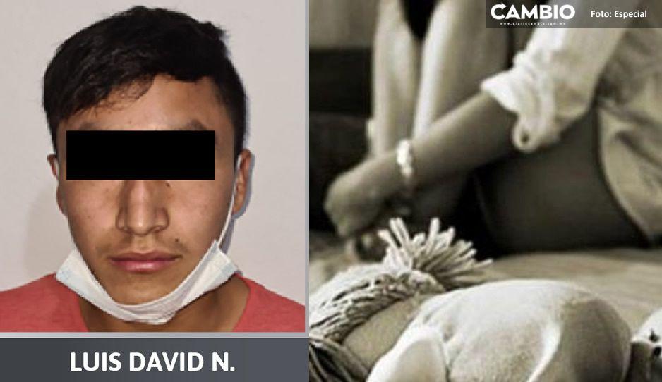 Dan prisión prevenida a violador de menor de edad en Zoquiapan ¡era su excuñada!