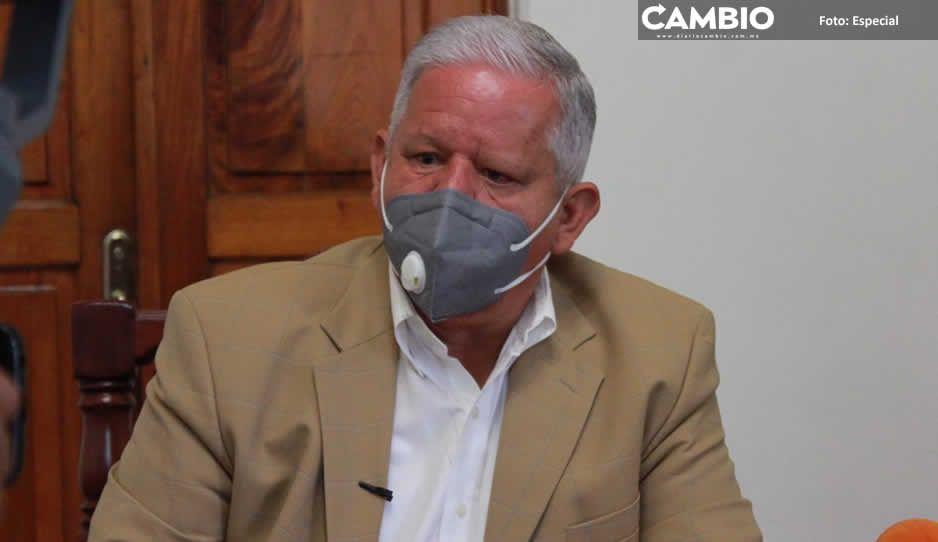 Carlos Peredo informa sobre medidas  de contingencia sanitaria en Teziutlán