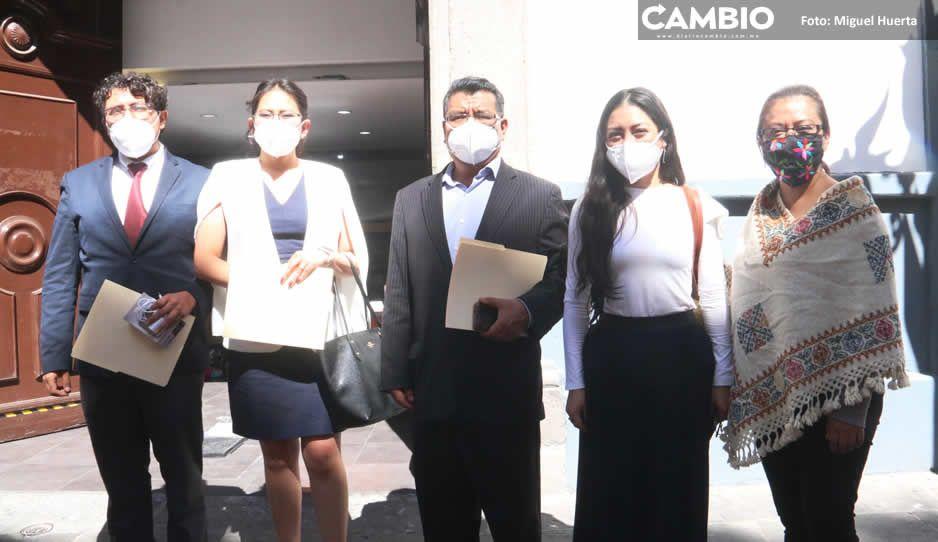 Aprueba Congreso nuevo Consejo Consultivo de la CEDH de Puebla (VIDEO)