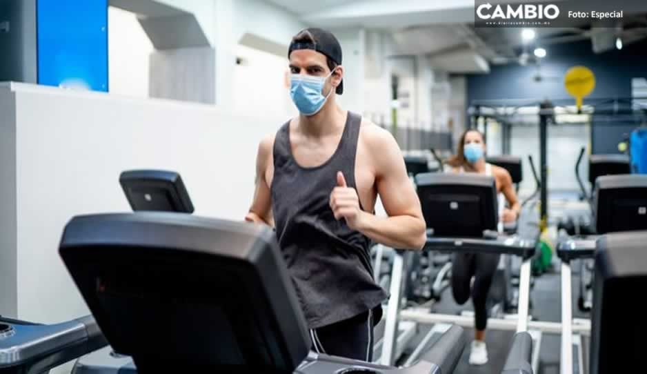 ¡Alerta en gimnasios! Registran 47 contagios a una semana de su reapertura