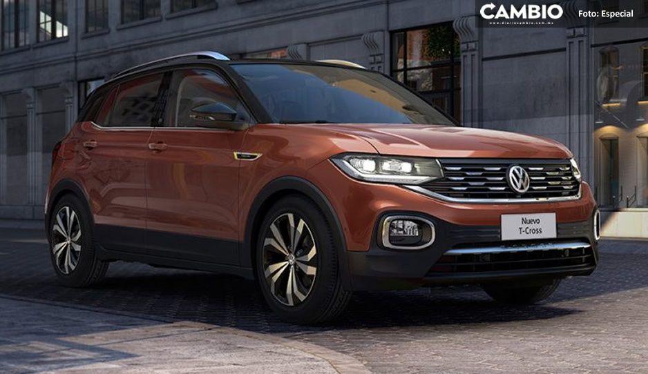 Volkswagen reporta error en el ensamblaje de la T-Cross