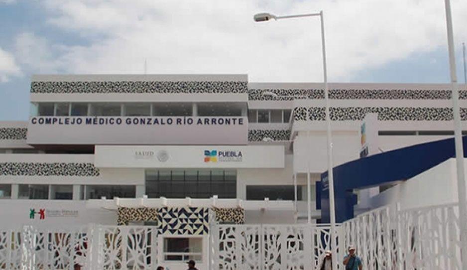 Activan Hospital de Atlixco para atender casos Covid