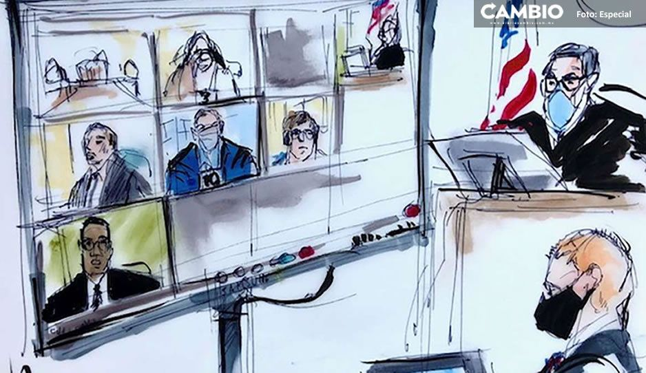 Blackberry delata los crímenes de Salvador Cienfuegos