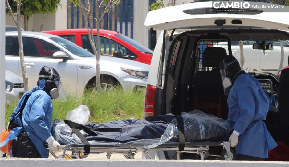 COVID sin control en Puebla: 824 infectados y 168 muertos en 72 horas (VIDEO)