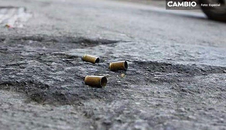 Balacera en Texmelucan: delincuentes que resguardaban pipas de gas LP atacan a policías