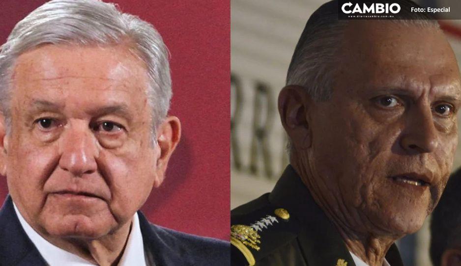 México tenía un narcogobierno mafioso: AMLO