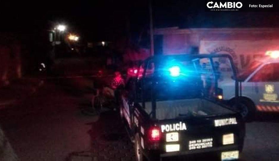 Feminicidio 54: matan a una mujer y a su acompañante en Tecamachalco
