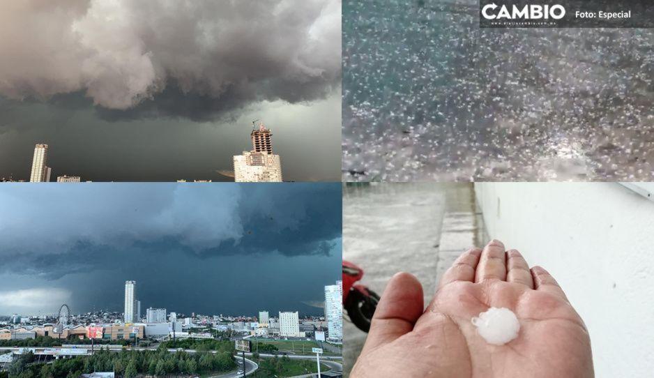 Es la lluvia del fin del mundo, a buscar el arca de Noé (FOTOS y VIDEO)