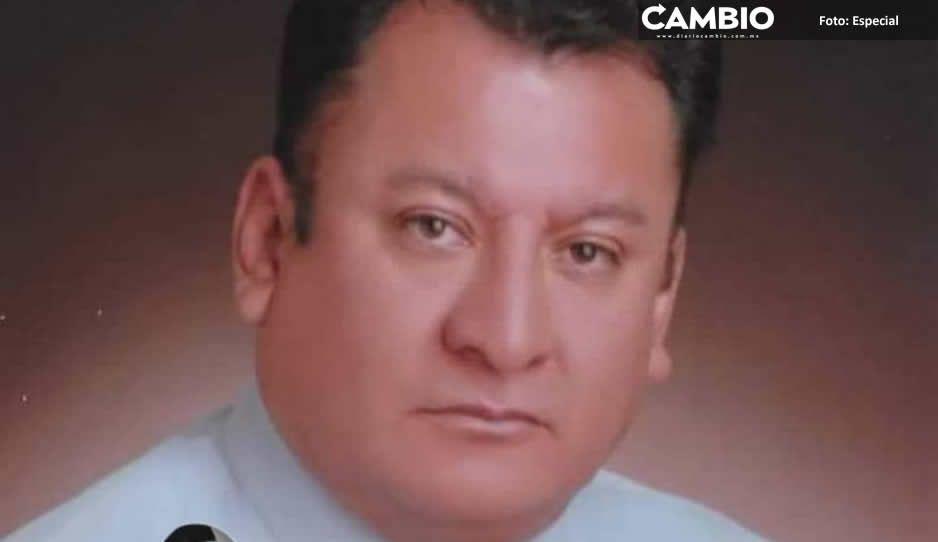 Fallece René Ángeles Robles, médico del IMSS de Tehuacán por coronavirus