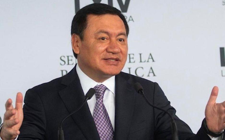 UIF descarta investigación contra Osorio Chong