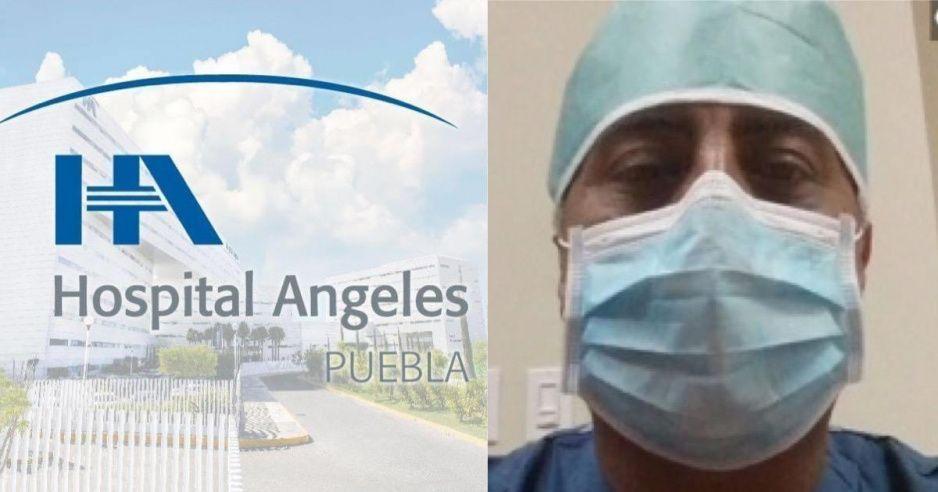 Hospital Ángeles escurre el bulto: no sabemos cómo y dónde se contagió