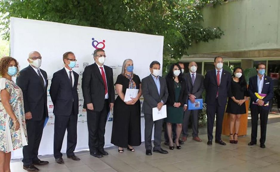 México tendrá acceso temprano a vacuna vs covid de Sanofi: Ebrard