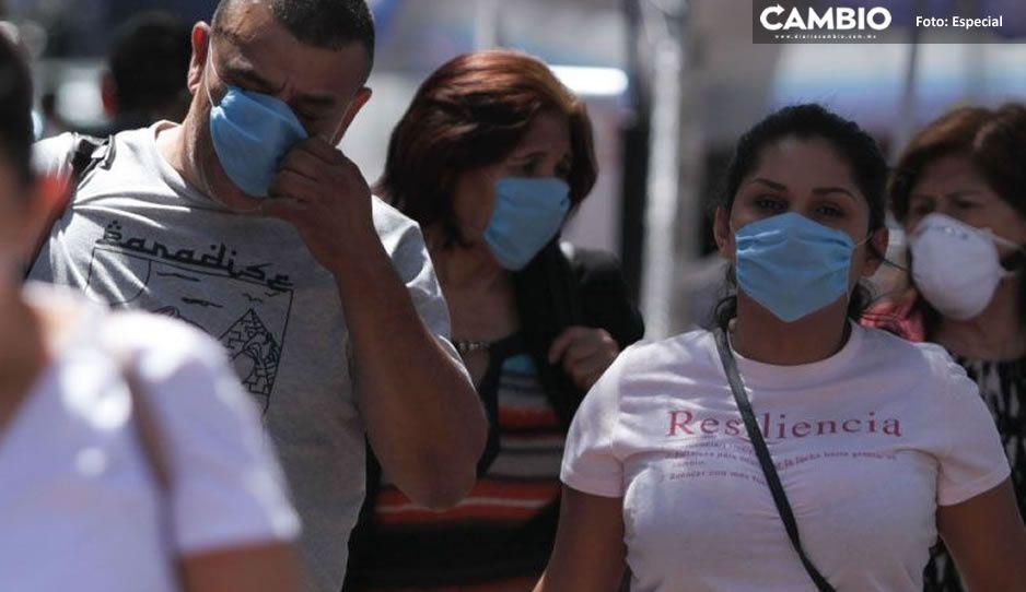 En San Pedro Cholula se aplicará sanción a quien no use cubrebocas; afirmó Luis Alberto Arriaga