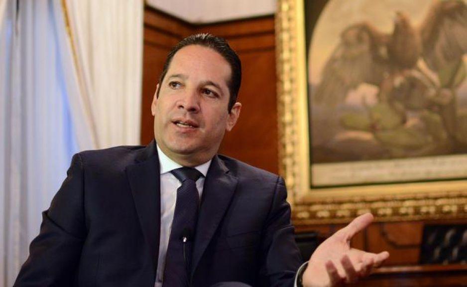 Ya son tres los gobernadores con coronavirus; ahora da positivo Francisco Domínguez de Querétaro