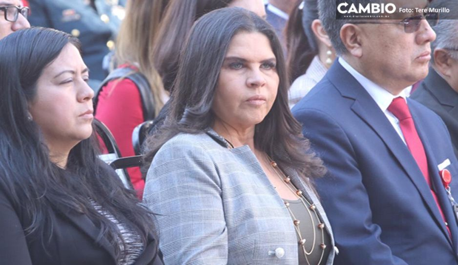 Asegura Norma Layón que su gobierno seguirá trabajando en la seguridad de Texmelucan