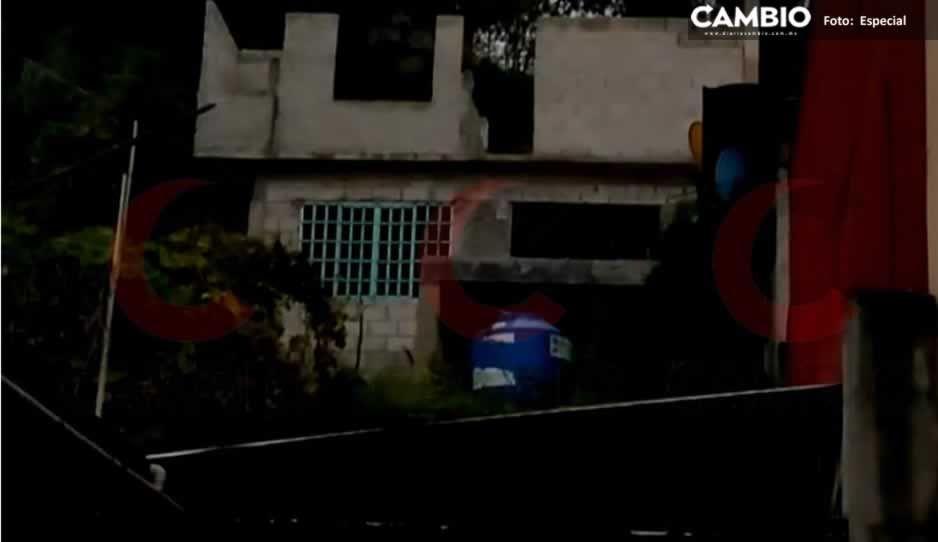 Por depresión, jovencita comerciante se suicida en Huauchinango
