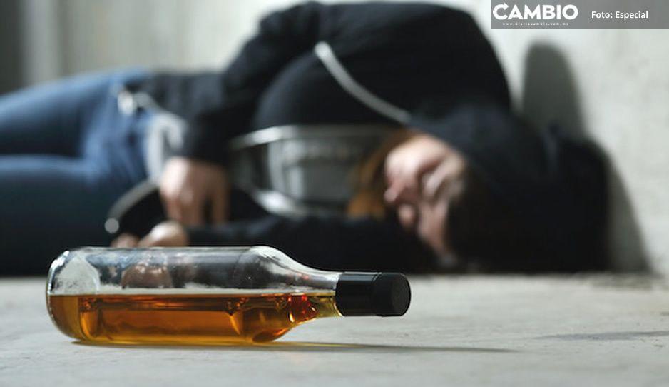 Mueren tres borrachitos más por beber alcohol adulterado en Coronango; suman 88 fallecimientos en el estado