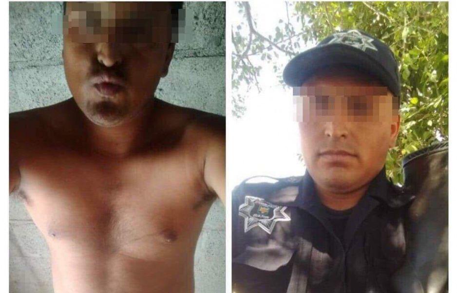 Comandante de Puebla se siente Latin Lover y con fotos cachondas acosa a mujeres policías