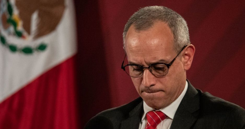 ¡Fuera Gatell! Gobers exigen que renuncie en medio de su vista a Puebla