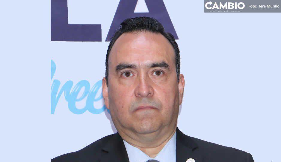 Rescatemos Puebla busca conocer propuestas de diversos sectores sociales: Luis Olmos