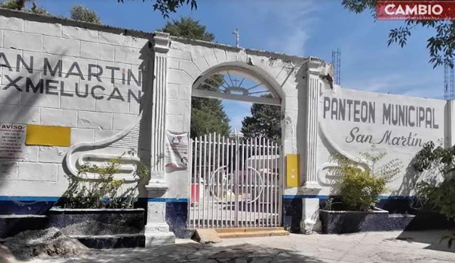 ¡Hasta los muertitos odian el Covid! Panteones continúan cerrados por pandemia