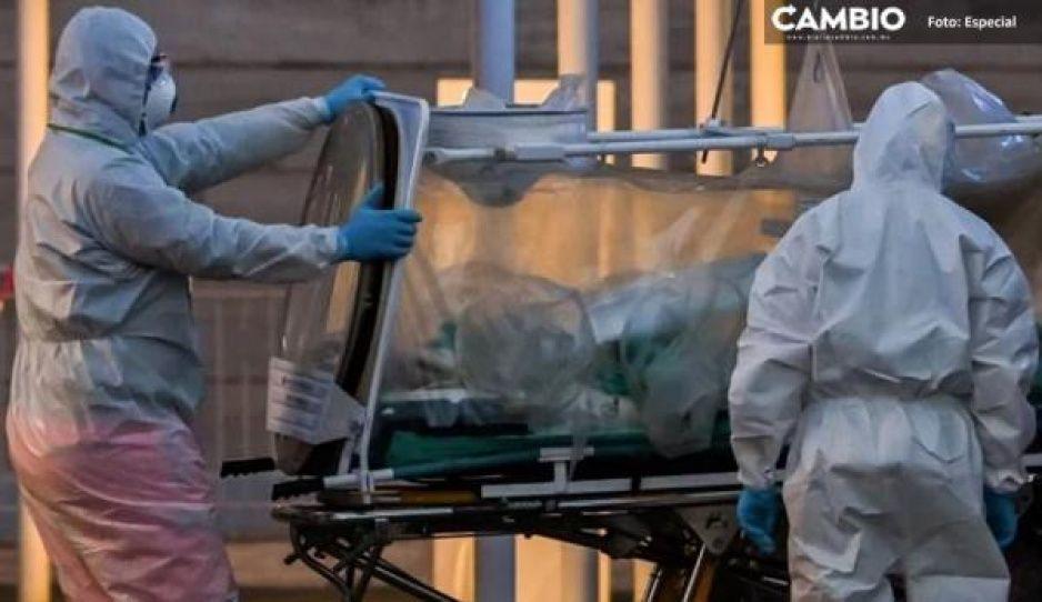 Coronavirus cobra la vida de cinco poblanos más en EU; suman 146 víctimas