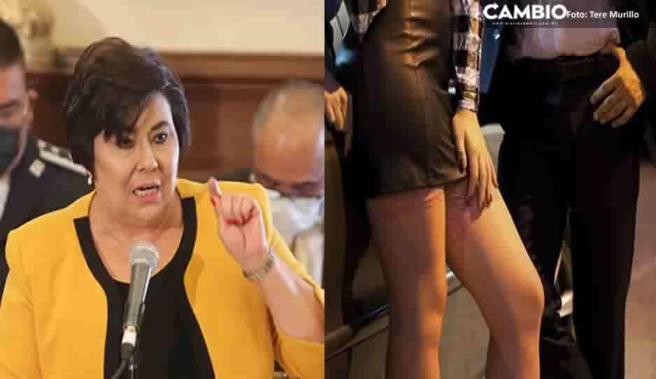 Lourdes Rosales se deslinda de la prostitución en Puebla capital