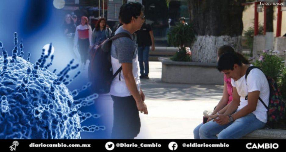 Coronavirus alcanza a 19 municipios de Puebla