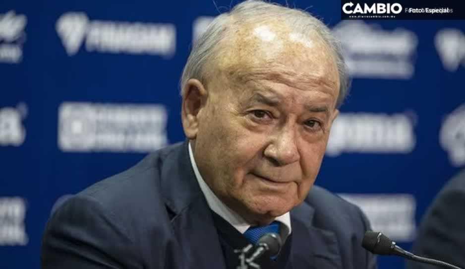 Es oficial: Cruz Azul termina la era de Billy Álvarez