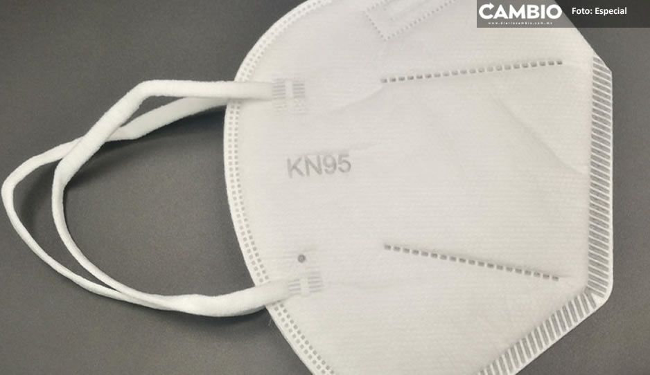 ¡No te dejes engañar! Así puedes detectar un falso cubrebocas KN95