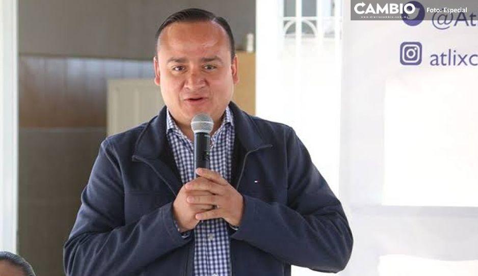 Llama Rodríguez Flores a entregar el 100% de su salario para comprar alimentos en Atlixco