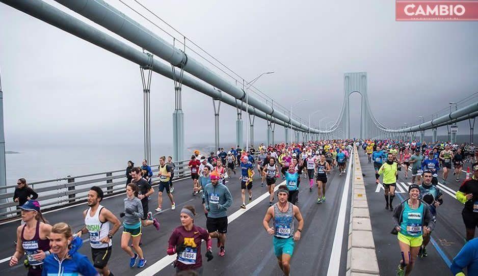 Cancelan el maratón de Nueva York ¡una víctima más de Covid!
