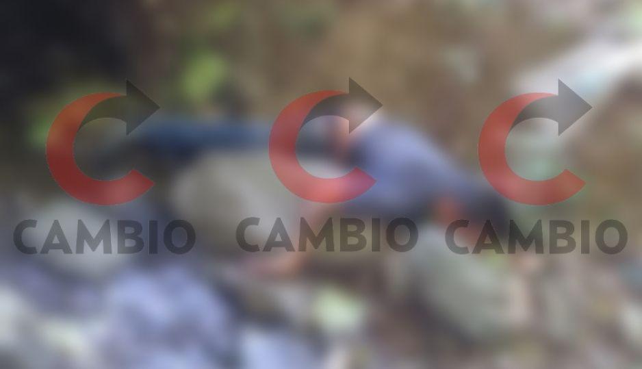 Hallan hombre sin vida en Pahuatlán; presentaba diferentes golpes en el cuerpo