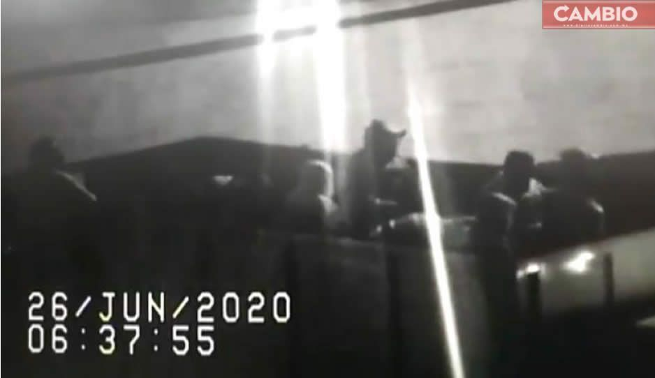 Difunden VIDEOS del atentado que sufrió el secretario de Seguridad Ciudadana en Lomas de Chapultepec