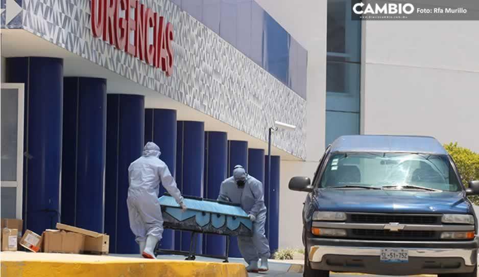 ¡México rebasa los 100 mil muertos por el virus!