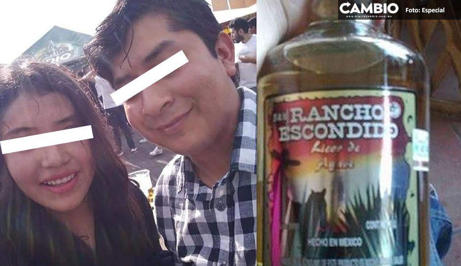 Brindis trágico de novios con Rancho Escondido: él murió y ella tiene muerte cerebral