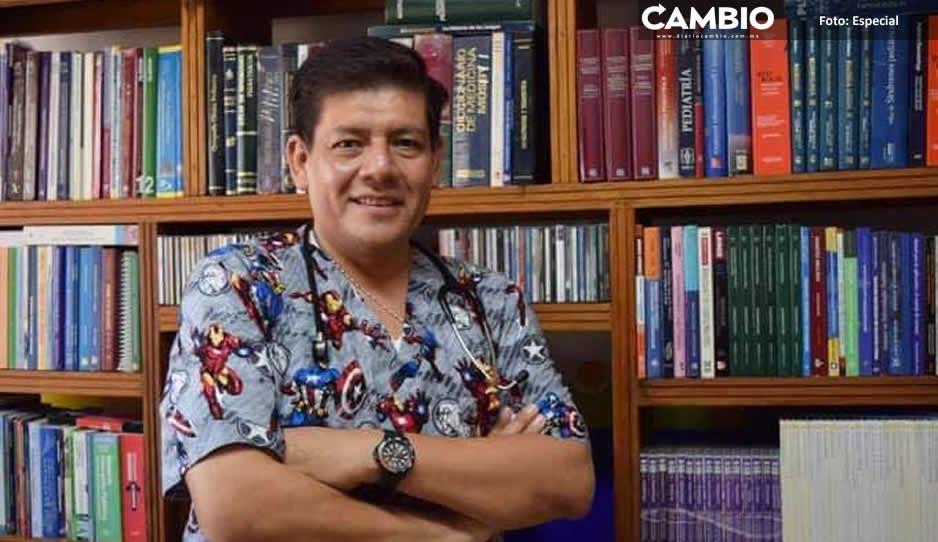 El bicho mata a Roberto Carlos Hernández  del Issstep: El Superman de los niñitos