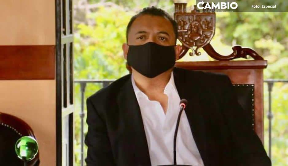 Edil de Tehuacán canta victoria tras fallo  de la SCJN para suspender revocación