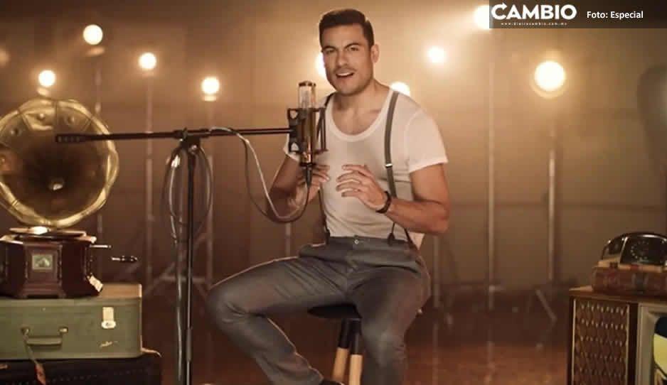 Por culpa del Covid; Carlos Rivera no conducirá los Latin Grammy