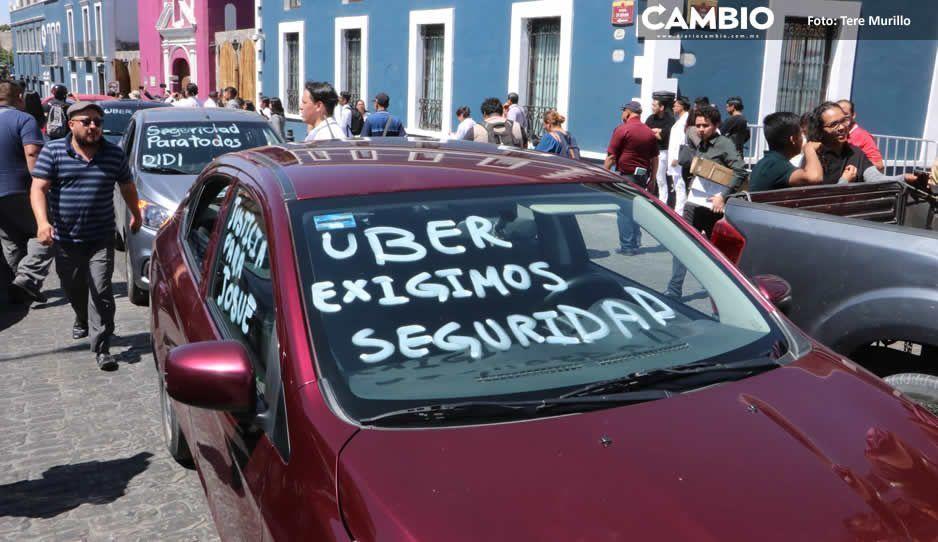 COVID-19 pega a choferes de DiDi y Uber  con cierres de oficinas y caída en traslados
