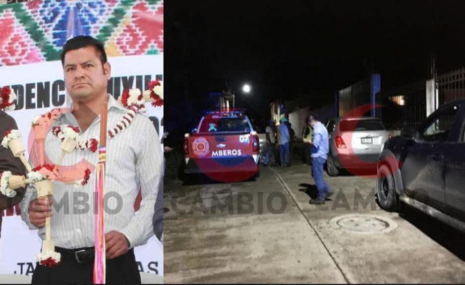 Tras intensa búsqueda hallan sin vida a ex edil auxiliar de Huauchinango