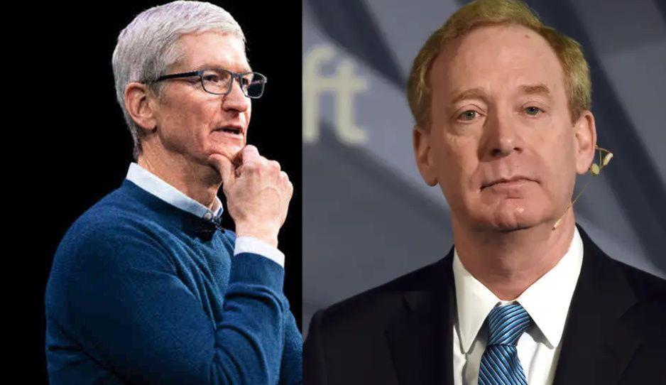 Directores de Apple y Microsoft estarán con AMLO y Trump en la cena de Casa Blanca